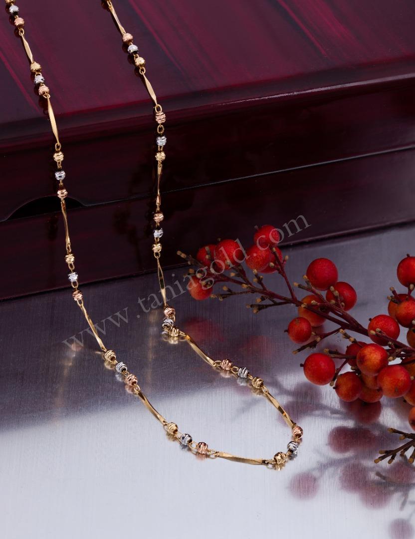 گردنبند کلاسیک آلبرناردو