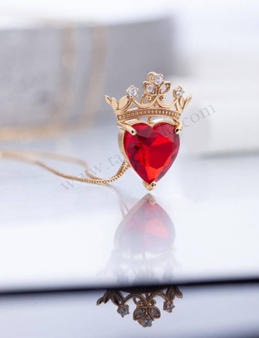 مدال تاج قلب